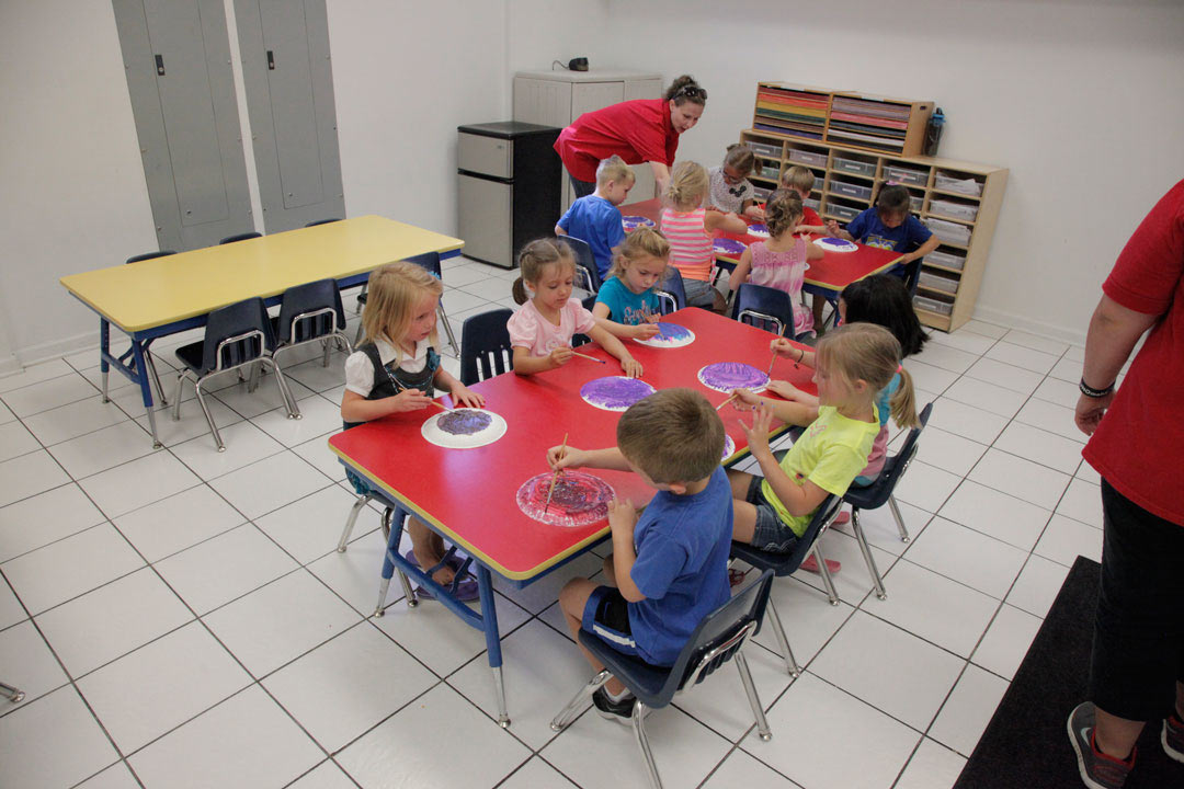 Preschool Facility for Child Education in Papillion