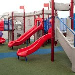 Castle Playground Equipment for preschool children