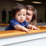 Child Education Preschool Teacher Caring for Students