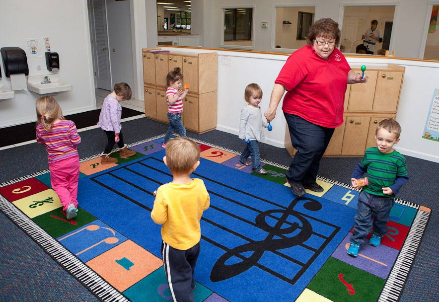 Preschool Programs for Child Education in Papillion