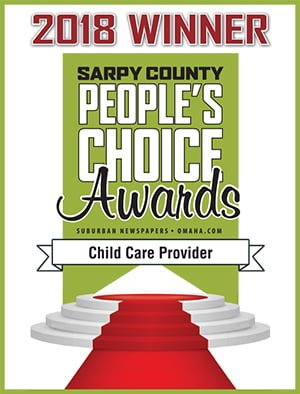 2018 Sarpy County People's Choice Awards - Child Care Provider Winner