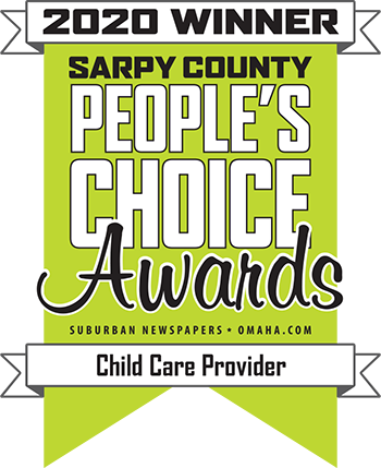 Sarpy County 2020 People's Choice Awards Childcare Provider Winner
