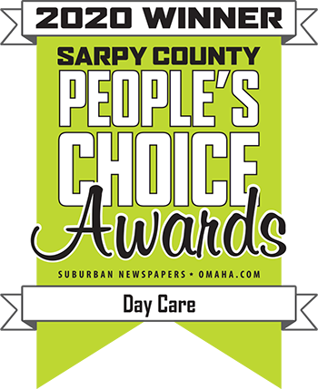 Sarpy County 2020 People's Choice Awards Day Care Winner